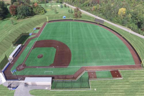 Hamilton College Baseball Field