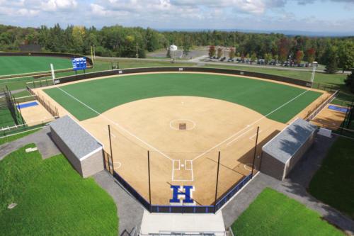 Hamilton College Softball Field
