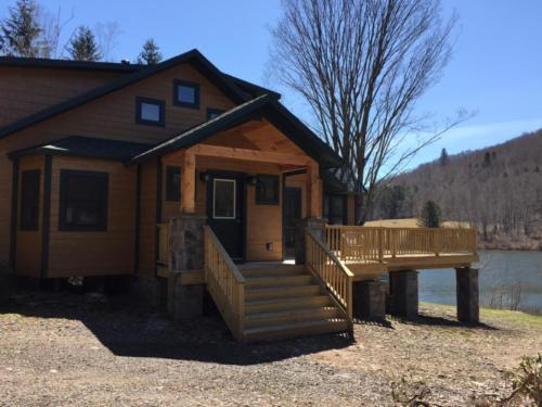 Custom home - Silver Lake Cabin